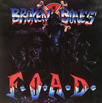 BROKEN BONES - F.O.A.D. LP (NEW) (P)