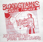 V/A - Blood Stains Across Finland LP (NEW) (P)