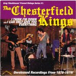 "CHESTERFIELD KINGS, THE - I Think I'm Down 7"" + P/S (NEW) (M)"