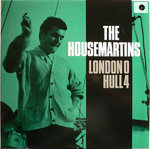 HOUSEMARTINS, THE - London 0 Hull 4 LP (EX/EX) (M)