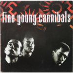 FINE YOU CANIBALS - Fine Young Cannibals LP (EX/EX) (M)