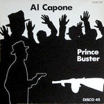 "PRINCE BUSTER - Al Capone / One Step Beyond 12"" + P/S (VG/EX) (M)"