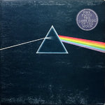 PINK FLOYD - The Dark Side Of The Moon (+ POSTERS) LP (EX-/VG+) (M)