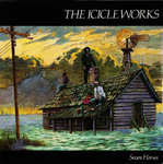 "ICICLE WORKS, THE - Seven Horses EP 12"" + P/S (EX/EX) (M)"