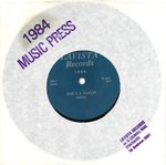 "1984 - She's A Razor 7"" (+ STAMPED P/S) (VG+/VG - BUT SLIGHTLY BOWED) (M)"