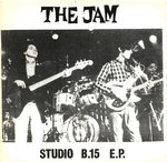 "JAM, THE - Studio B.15 EP 7"" + P/S (EX/EX) (M)"