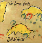 "ICICLE WORKS, THE - Hollow Horse 7"" + P/S (EX/EX) (M)"
