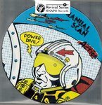 "MANUAL SCAN - Plan Of Action EP 7"" PICTURE DISC (NEW) (M)"
