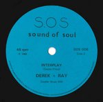 "DEREK + RAY / DEE SHARP - Interplay / What Kind Of Lady 7"" (-/EX-) (M)"