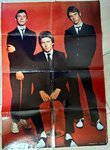 JAM, THE - 61cm x 89cm CLASSIC EARLY VINTAGE POSTER (VG) (GB)
