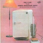 CURE, THE - Three Imaginary Boys (RUSSIAN) LP (EX/M)