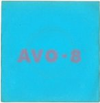 "AVO-8 - Gone Wrong 7"" + P/S (EX/EX) (P)"