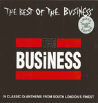 "BUSINESS, THE -  The Best Of The Business LP + 7"" (EX/EX) (P)"
