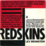 "REDSKINS, THE - Lev Bronstein 7"" + P/S (EX-/EX-) (M)"